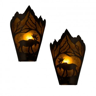 Moose Cove Sconces