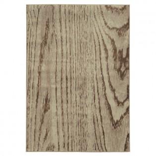Wood Grain Area Rug - 9x12