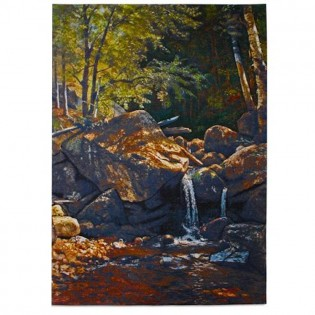 Thompson Cascade Waterfall Wall Tapestry