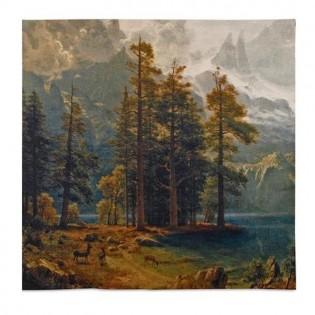 Sierra Nevada Landscape Wall Tapestry