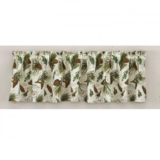 Walk in the Woods Valance