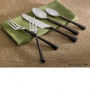Copper Handle Flatware