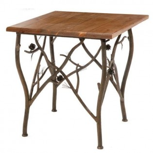 Pine Side Table from The Cabin Shop!