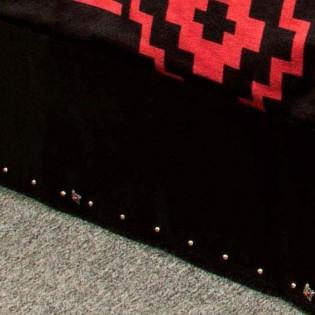 Eureka Twin Bed Skirt