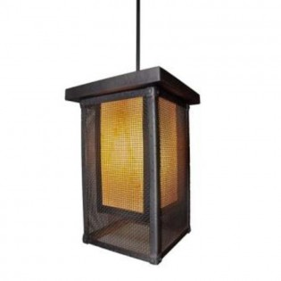 Palm Springs Mesh Pendant Light
