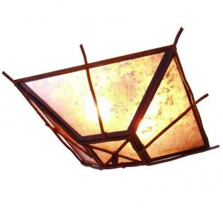Bundle of Sticks Ceiling Light