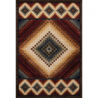 Postage Stamp Area Rugs