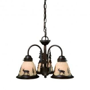 Click to buy Yellowstone 3 Light Flush Mount