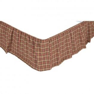 Crosswoods Twin Bed Skirt