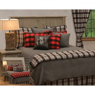 Greystone Bedding