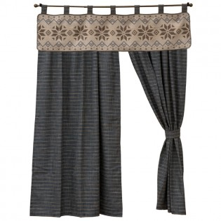 Falsetto Drapes & Neiva Valance