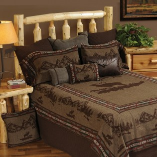 Rocky Mountain Elk Bed Sets