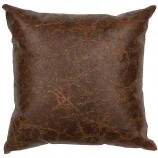 Ambush Leather Pillow