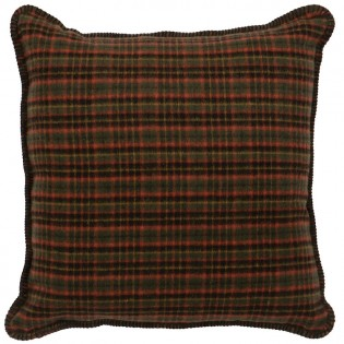 Pine Moose Neckroll Pillow