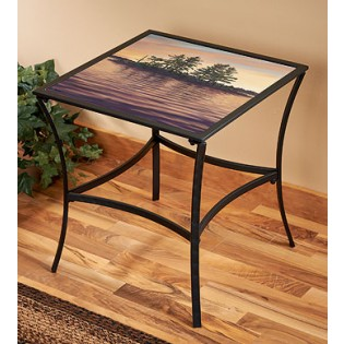 Island View Accent Table