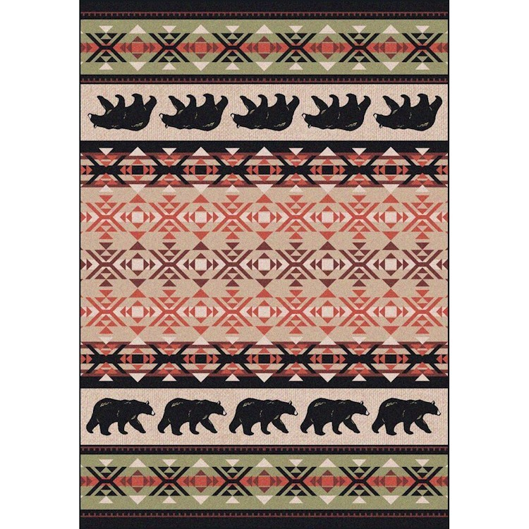 Cozy Bear Area Rugs