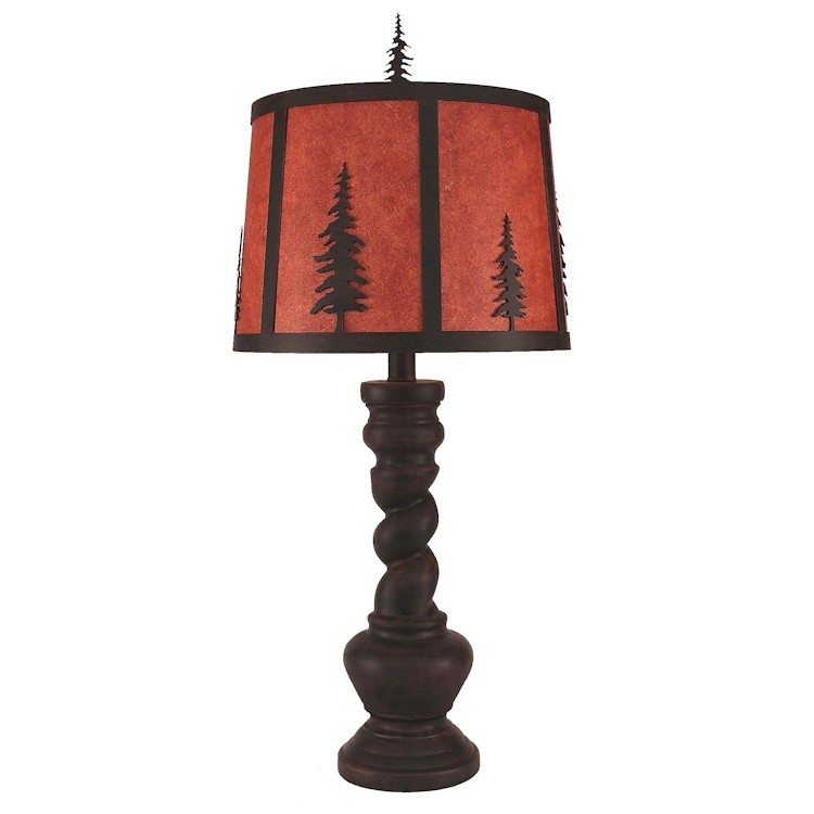 Lonesome pine table lamp for Clp annex 6 table 3 1