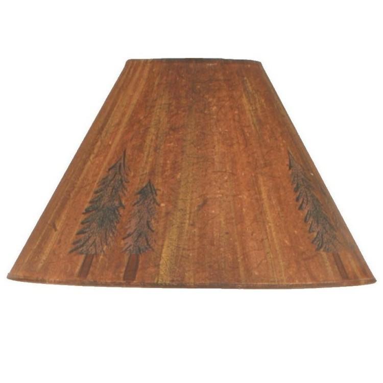 Pine tree lamp shades aloadofball Choice Image