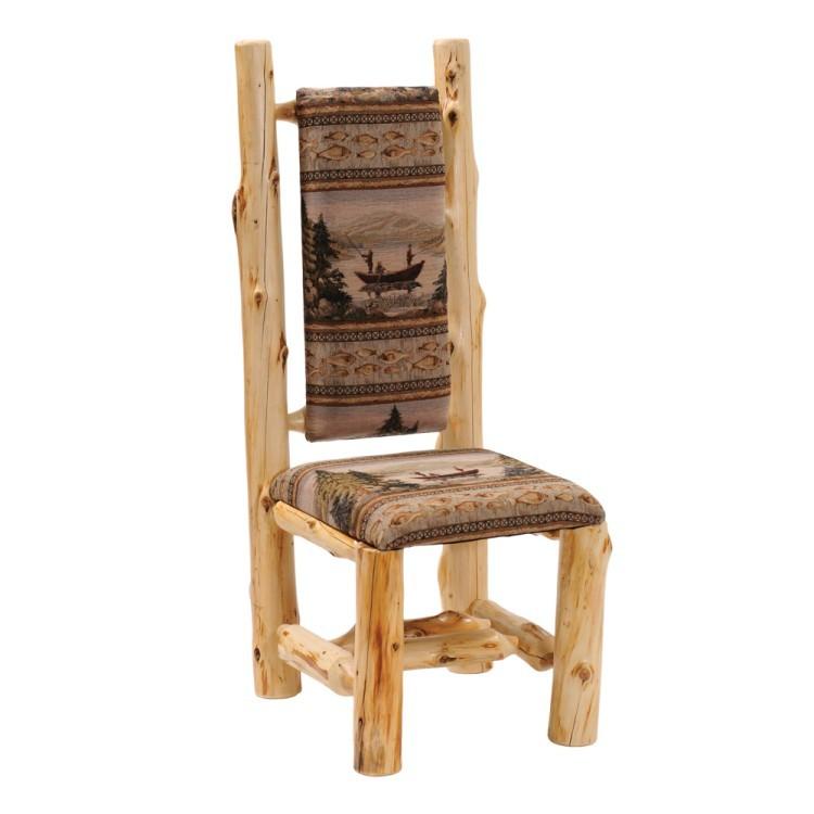 high back upholstered side chair. Black Bedroom Furniture Sets. Home Design Ideas