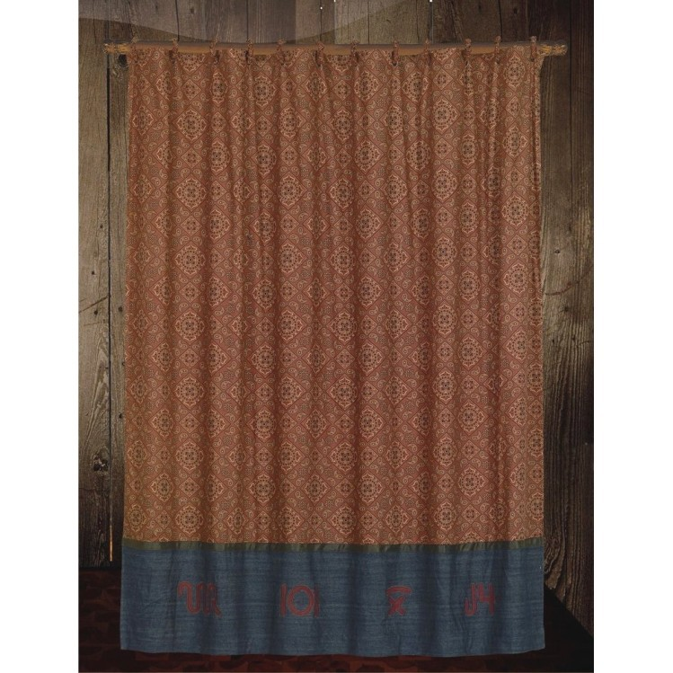 Wrangler Shower Curtain