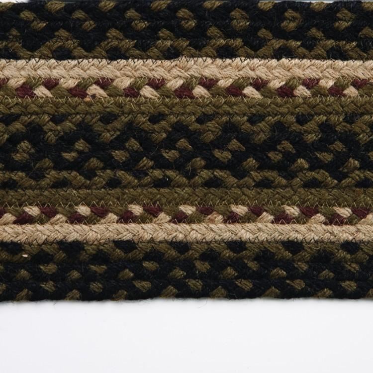 Pinecone Braided Rugs