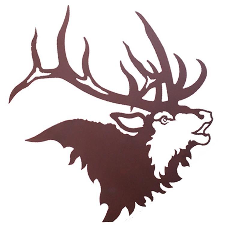 Elk Head Wall Art