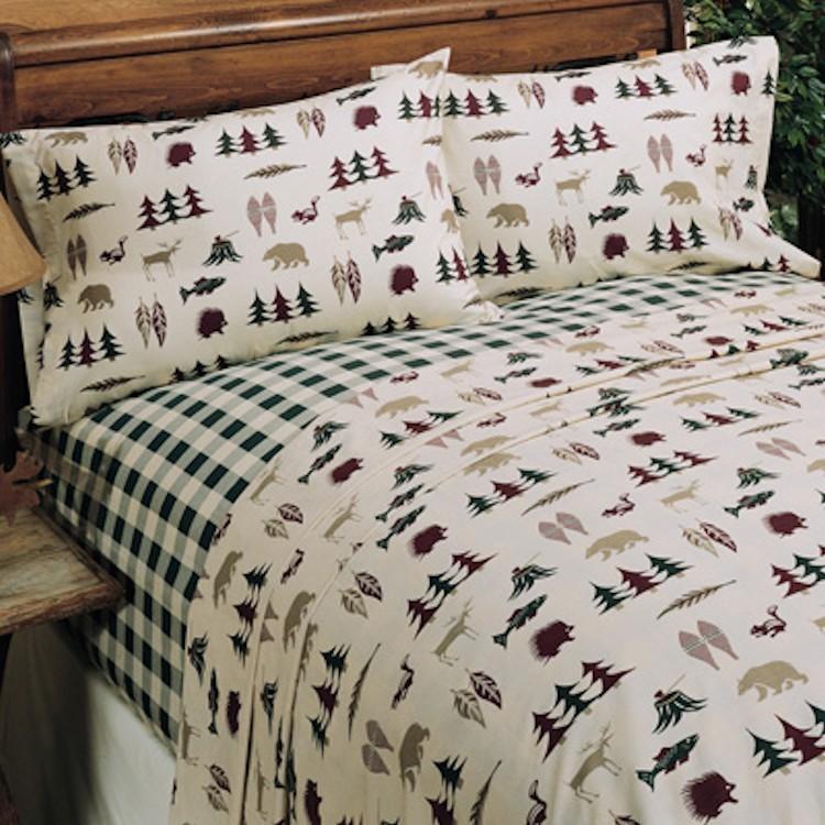 Northern Exposure Bedding Set