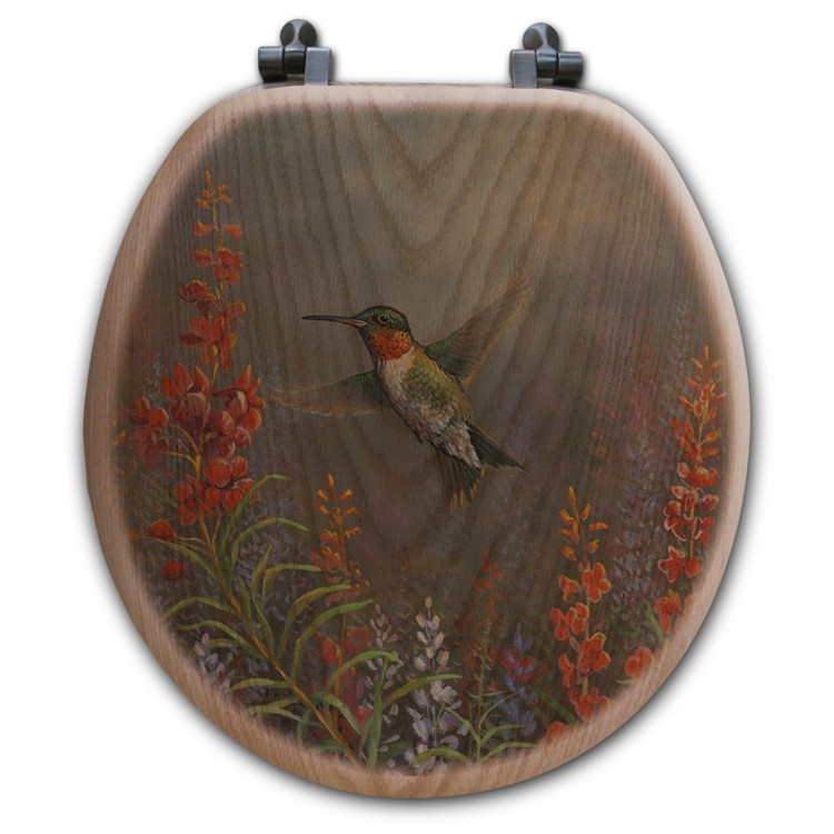 Hummingbird Toilet Seats