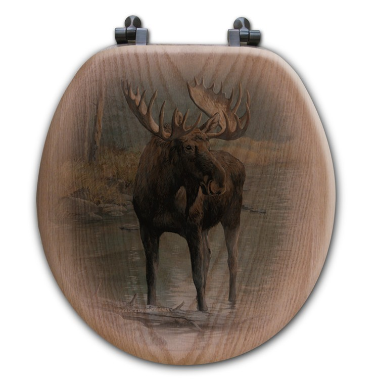 Miraculous Quiet Water Moose Toilet Seats Ocoug Best Dining Table And Chair Ideas Images Ocougorg