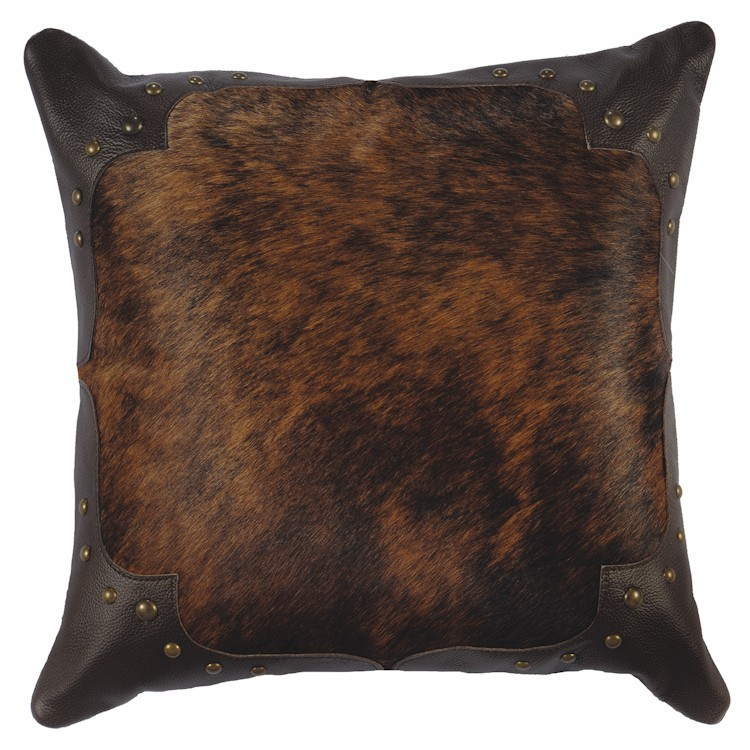Brindle With Chaps Pillow Gorgeous Chaps Decorative Pillows