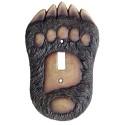 Bear Paw Switch Plates