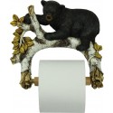 Bear on the Birch Tree Toilet Paper Holder