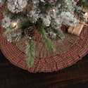"Sequoia Tree Skirt 21"" Diameter -DISCONTINUED"