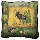 Nature Moose Pillow