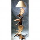 Moose Antler Floor Lamp