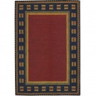 Riverwood Area Rug - Red -DISCONTINUED