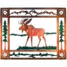 Moose Meadow Wall Art
