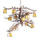 Pine Branch Chandelier