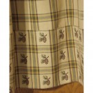 Pine Lodge Shower Curtain