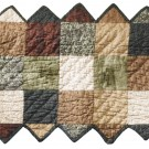 Earth Patch Valance