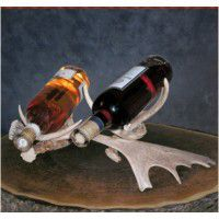 Antler Wine Rack-2 Bottle