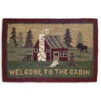 Cabin Accent Rug
