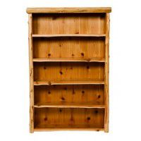 Log Bookshelf