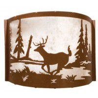 Deer Wall Sconce