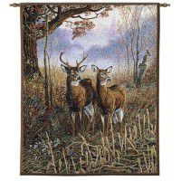 Country Treasures Deer Wall Hanging