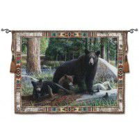 New Discoveries Bear Wall Hanging