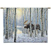 Moose On the Move Wall Hanging