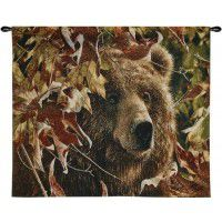 Legend of the Fall Bear Wall Hanging