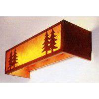 Twin Tree Vanity Light