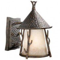 Woodland Outdoor Sconce